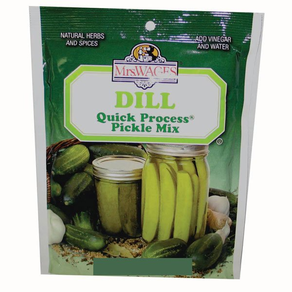 Quick Process Dill Pickle Mix 6.5 oz. Best Price