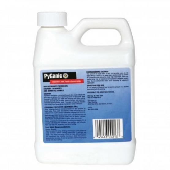 Pyganic Insecticide for Livestock 32 oz. Best Price