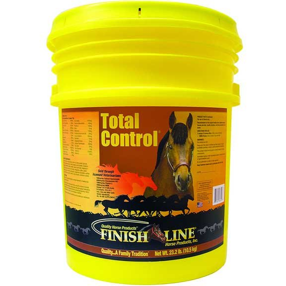 Finish Line Total Control Equine Supplement / Size (23.2 lbs.) Best Price