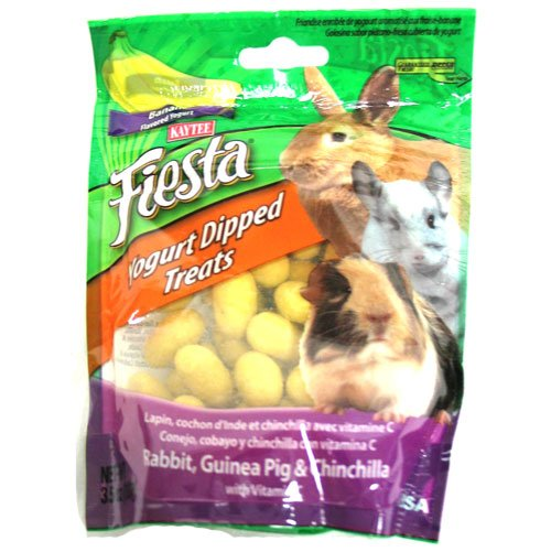 Fiesta Yogurt Dip Rabbit and Guinea Pig 3.5 oz Best Price