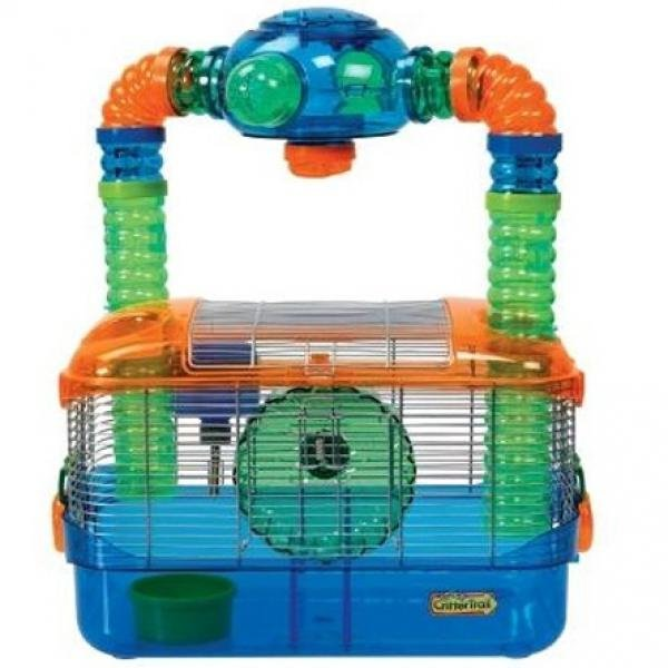Super Pet Crittertrail Triple Play Habitat