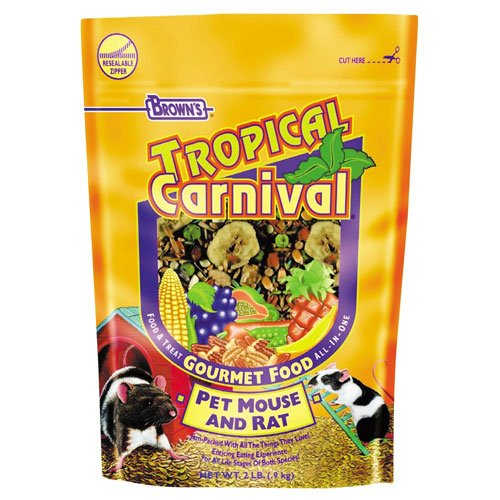 Tropical Carnival Mouse and Rat - 2 lbs. Best Price