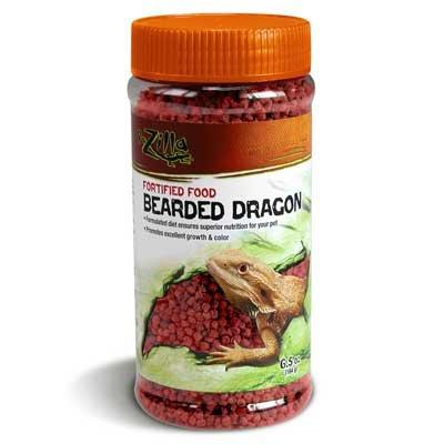 Fortified Bearded Dragon Food 6.5 Oz.