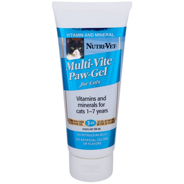 Multi-Vite Paw Gel for Cats - 3 OZ Best Price