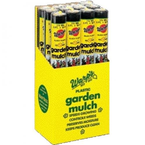 No-Hoe Garden Mulch  / Size (3' x 50') Best Price