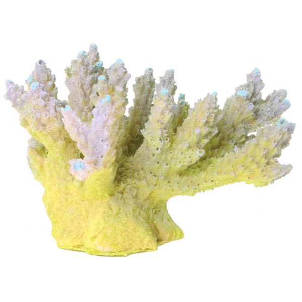 Design Elements Acropora Coral Aquarium Ornament