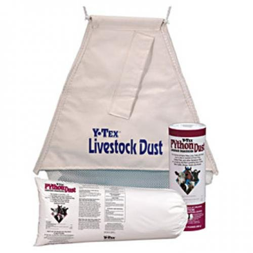 Livestock Python Dust / Size (Complete Kit - Bag and 12.5 lbs) Best Price