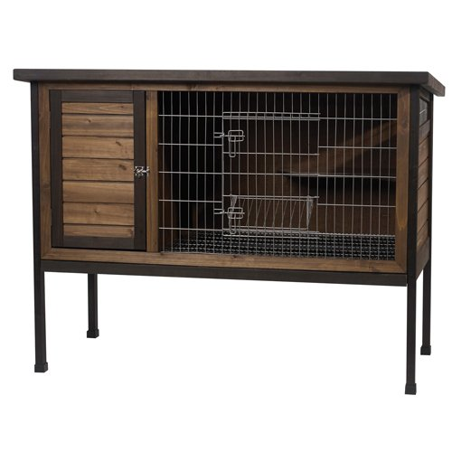 1-Story Rabbit Hutch - Large - 48 in. Best Price