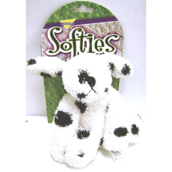 Booda Softies Terry Fido Dog Toy Best Price