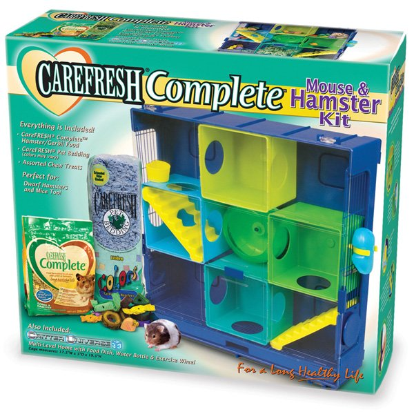 Carefresh Mouse and Hamster Kit