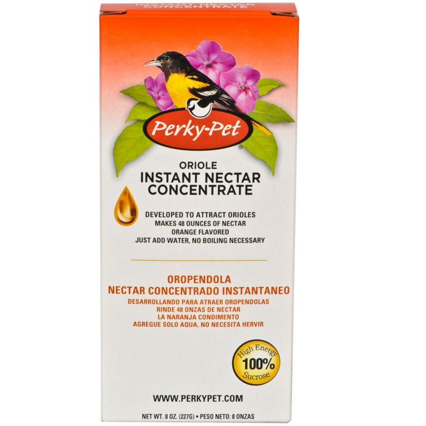 Orange Flavored Oriole Instant Nectar - 8 oz. Best Price