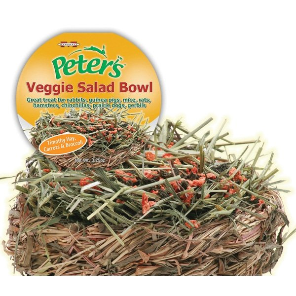 Rabbit Salad Bowl 3.5 Oz