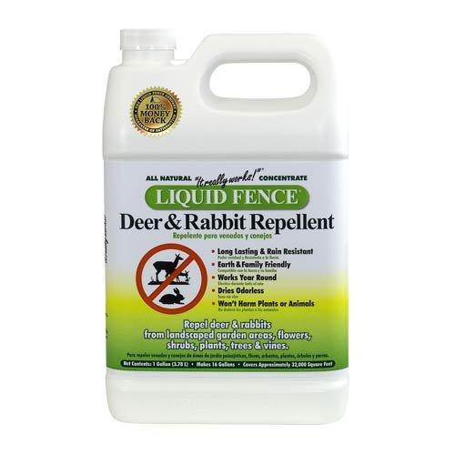 Liquid Fence Deer and Rabbit (Concentrate) / Size (1 gallon) Best Price