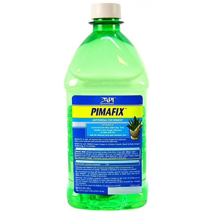 PimaFix Fish Medication / Size (64 oz.) Best Price