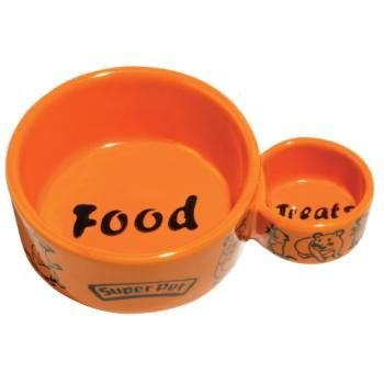 Eat-n-Treat Ceramic Pet Dish - Large Best Price