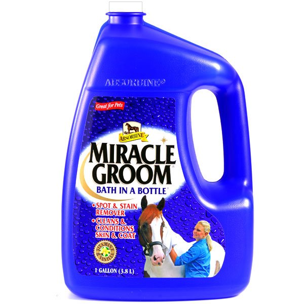 Miracle Groom for Horses / Size (Gallon) Best Price