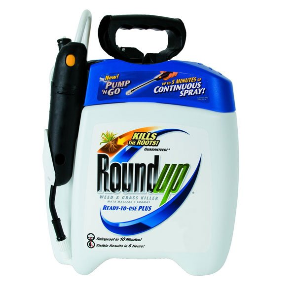 Round Up Pump N Go Weed Killer 1.33 gal. (Case of 4) Best Price