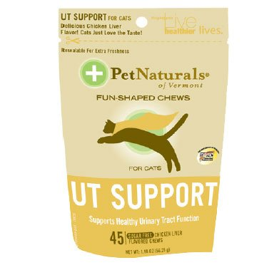 Urinary Tract Support For Cats - 45 Soft Chews Best Price