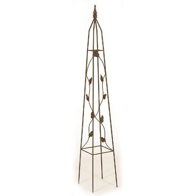 Obelisk with Leaf Motives - 5  ft. Best Price