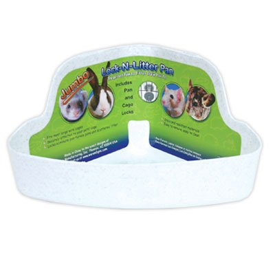 Lock-N-Litter Pan for Rabbit - XX Large Best Price