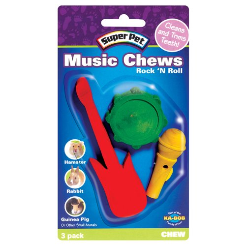 Rock N Roll Chews for Small Pets 3 pk. Best Price