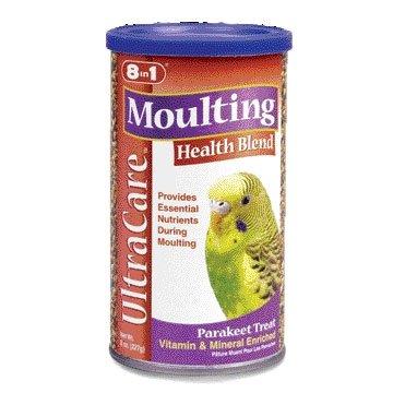 Parakeet Moulting Food 8 Oz.
