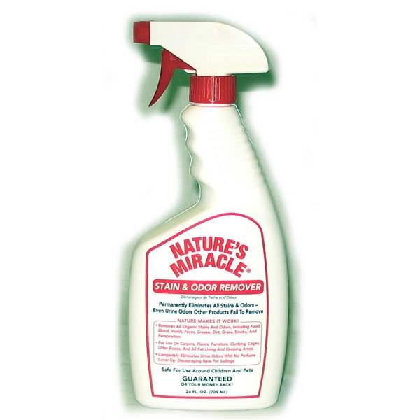Natures Miracle Stain and Odor Removal / Size (24 fl. oz. spray) Best Price