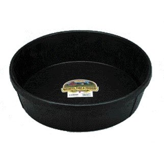 Duraflex Rubber Feed Pan / Size (3 gal.) Best Price