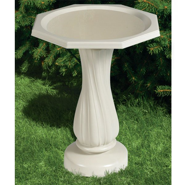 Deluxe Bird Bath 17 In.