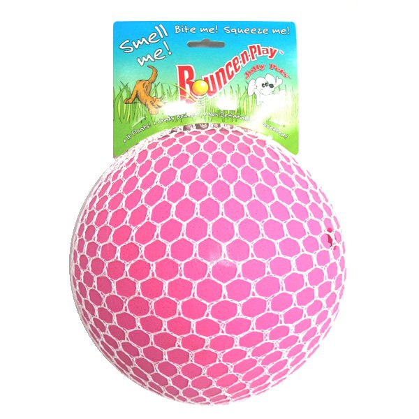 Dog Bounce-N-Play Vanilla Ball / Color (Pink/8 in.) Best Price