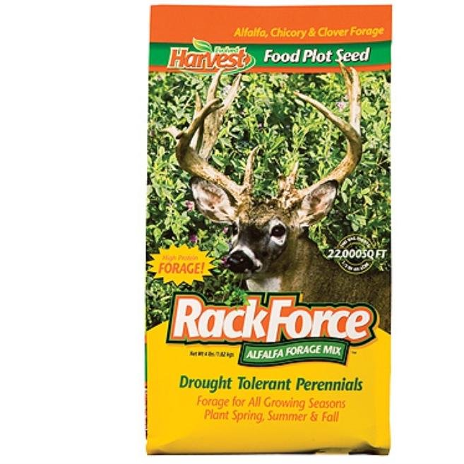 Evolved Harvest Rack Force Deer Plot Seed - 4 lb. Best Price