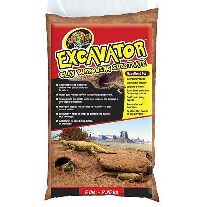 Excavator Clay Burrow Substrate - 10 lbs Best Price