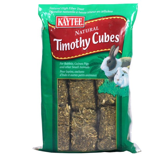 Timothy Hay Cubes For Rabbits 1 Lb.