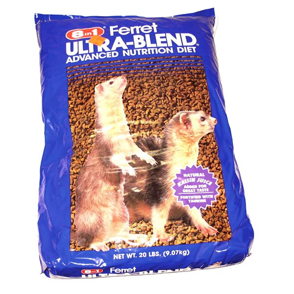 Ultra-Blend Ferret Diet - 20 lbs. Best Price