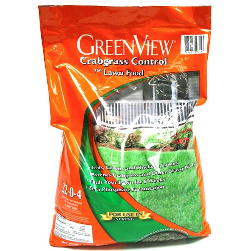 Fertilizer 22-0-4 with Crabgrass Control 5000 sq ft. Best Price
