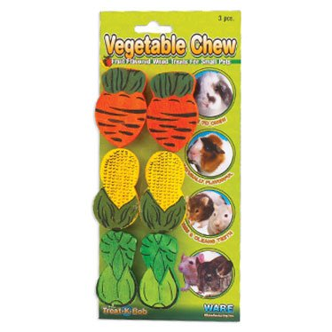 Small Assorted Veggie Chews for Small Animals Best Price