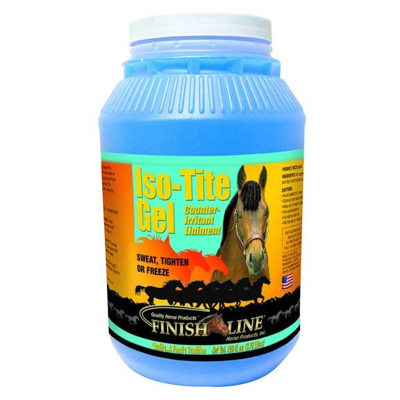 Iso-tite Liniment Gel for Horses - 1 gallon Best Price
