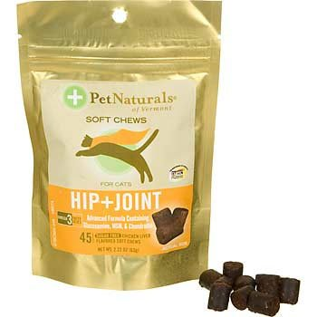 HIP+JOINT For Cats - 45 Soft Chews Best Price