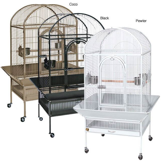 Dometop Bird Cage 27 X 21 X 58 in. Best Price