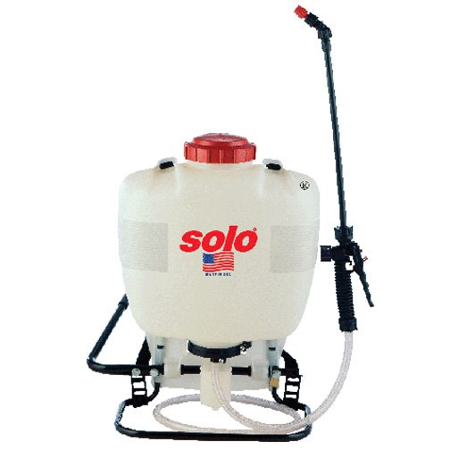 Solo Backpack Sprayer - 4 GALLON Best Price