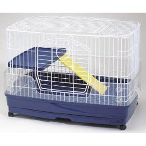 Large Clean Living 2 Level Cage for Small Animals Best Price