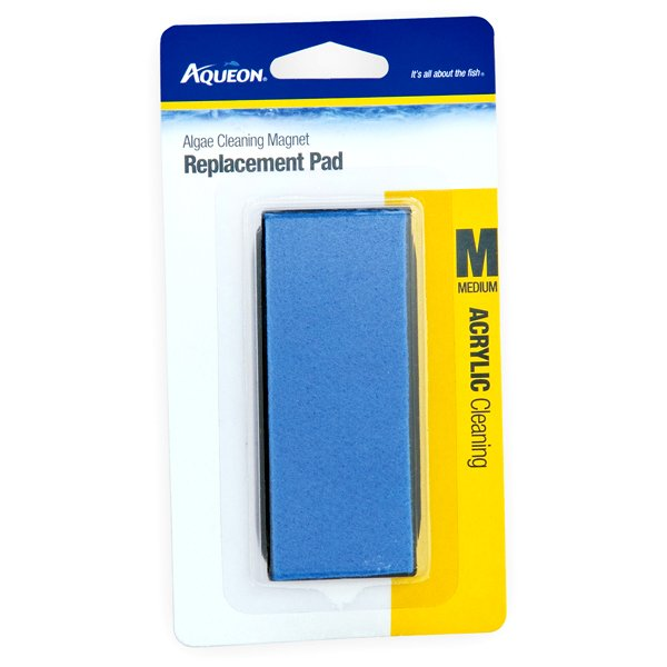 Algae Cleaner Acrylic Replacement Pad - Medium Best Price