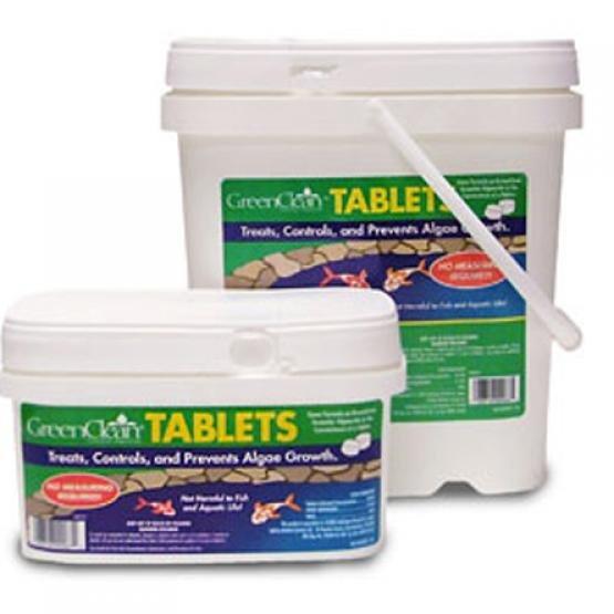 Greenclean Tablets 3 Lbs. Ea.