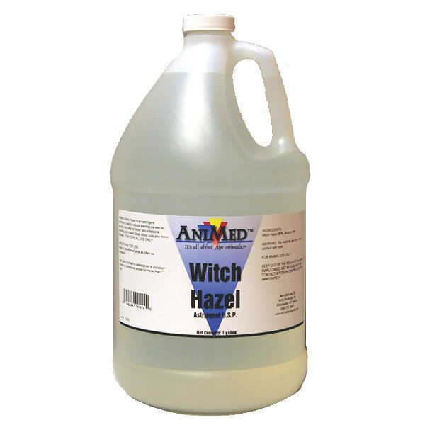 Witch Hazel Astrigent for Animals - Gallon Best Price