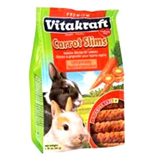Carrot Slims For Rabbits