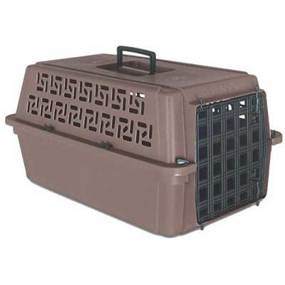 Pet Escort Portable Small Dog and Cat Carrier / Color (Dark Taupe) Best Price