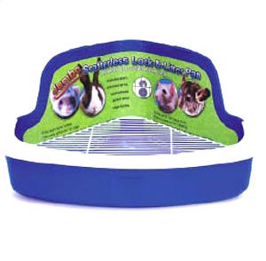Scatterless Lock-N-Litter Pan for Rabbits - Jumbo Size Best Price