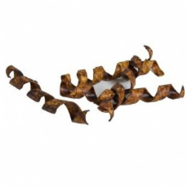 Bully Coated Spring Rawhide Dog Treat Case Of 30