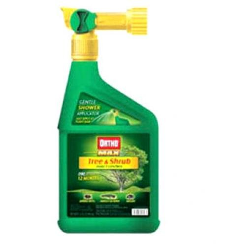 Ortho Max Tree and Shrub Insect 32 oz. (Case of 6) Best Price