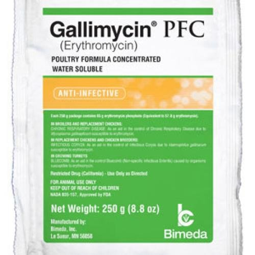 Gallimycin PFC 250 gram Best Price